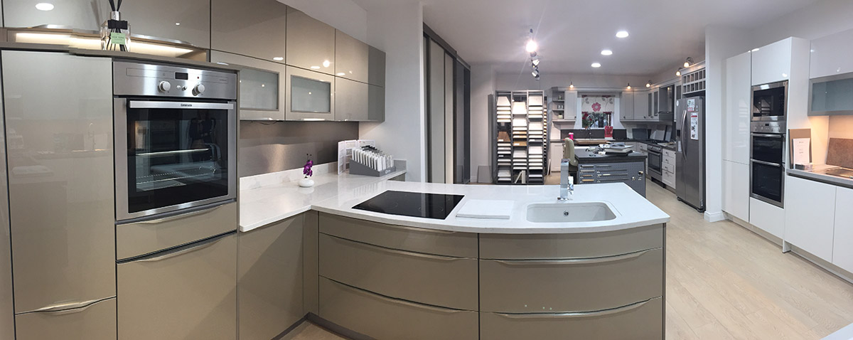Modern Kitchen Design - Carrickmacross Show Room