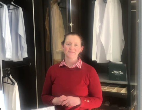 Customer Testimonial – Fitted Wardrobes